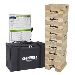 Giantville Tumbling Timber Toy