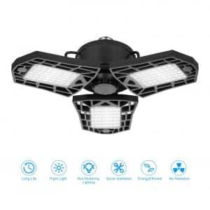 KCD Deformable LED Garage Lights