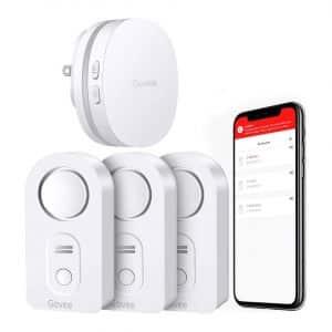 Govee WiFi Water Sensor, Smart APP Leak Alert