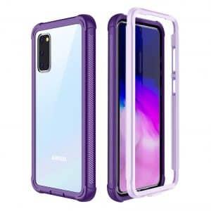 SPIDERCASE Designed for Samsung Galaxy S20 Case