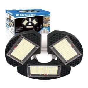 ZJOJO LED Garage Lights