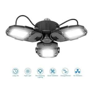ACI 80W LED Garage Lights