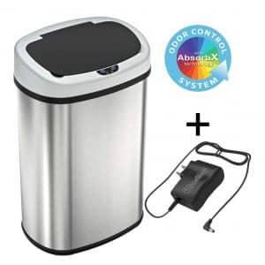 SensorCan 13 Gallon Automatic Trash Can