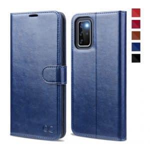 OCASE Galaxy S20 Plus Wallet Case
