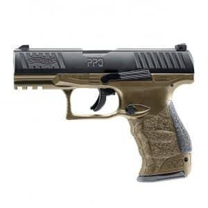Umarex T4E Walther PPQ Paintball Gun