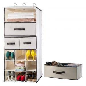 Lovotex Foldable Closet Organizer