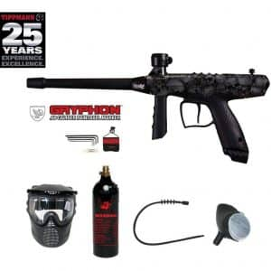 MAddog Tippmann Gryphon Paintball Gun Package