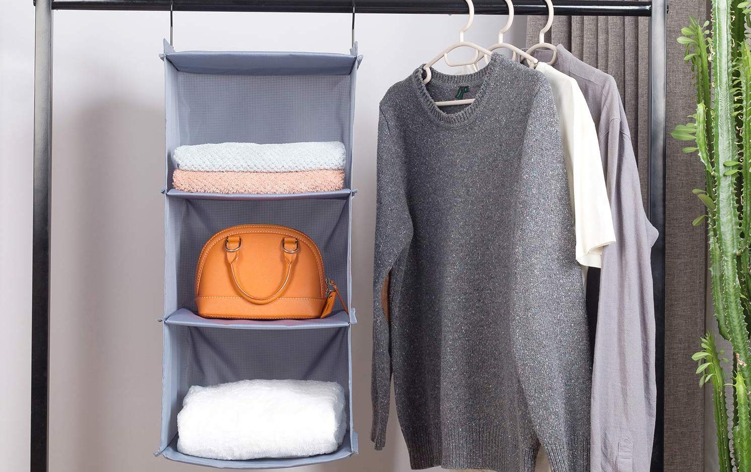 Top 10 Best Hanging Closet Organizers In 2020 Reviews
