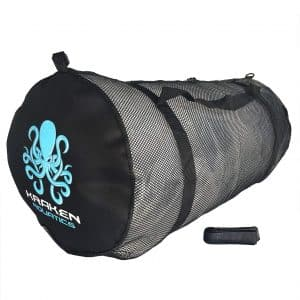 Kraken Aquatics Mesh Duffle Gear Bag
