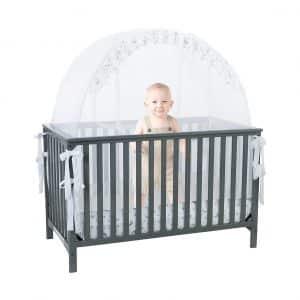 Pro Baby Safety Premium Pop up Crib Tent