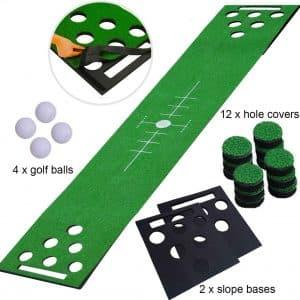 2-FNS Golf Beer Pong Game Set
