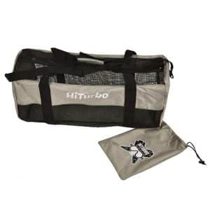 Hiturbo Mesh Duffel Bag