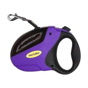 Hertzko Heavy-Duty Retractable Dog Leash
