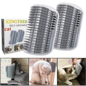 Kingtree 2 Pack Cat Self-Groomer