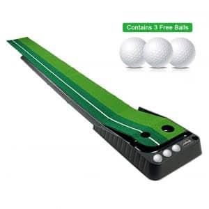 Asgens Golf Putting Green