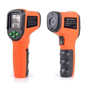 Ehdis 2-in-1 Digital Tachometer