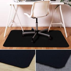 Office Chair Mat for Hardwood Floor | Opaque