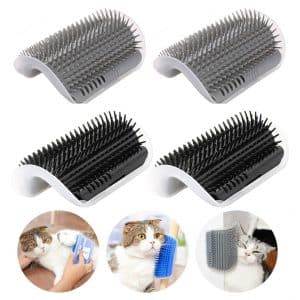 IMISNO 4-Pack Cat Self Groomer