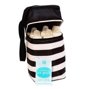 J.L. Childress Bottle Cooler Bag