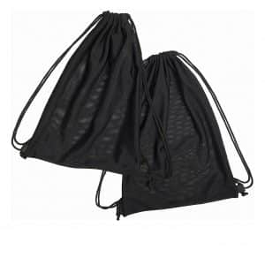 Sun Life Style 2 Multi-Functional Mesh Bag with Drawstring Shoulder Straps