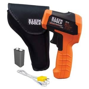 Klein Tools Dual Targeting Lasers Temperature Gun