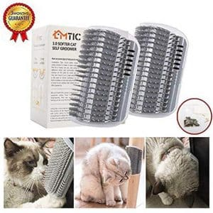 LMTIC Wall Corner Massage Comb 2Pcs