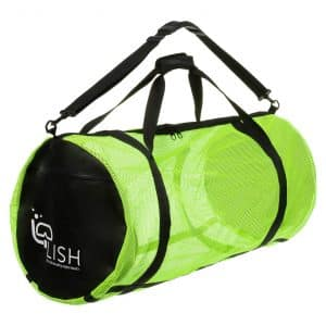 LISH Mesh Dive Bag