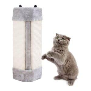 Pampurr Cat Scratching Board Pad Hanging Scratcher