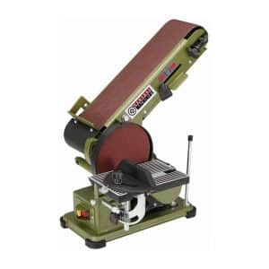 CENTRAL MACHINERY 4 inches x 36 inches Belt 6 inches Disc Sander