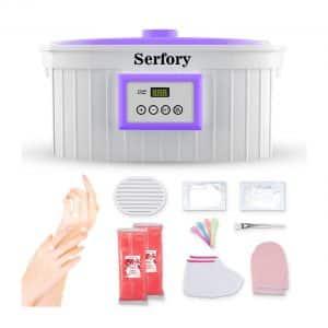 Serfory Paraffin Wax Machine (2019 Upgrade)
