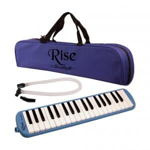 Rise by Sawtooth Melodica with 37 Keys