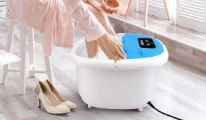 foot massagers with water