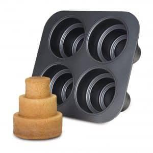 Chicago Metallic Multi Tier Cake Pan