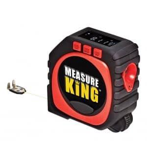 ONTEL Measure King 3-in-1 Digital Tape Measure
