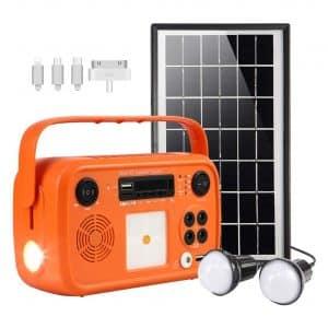 Soyond Portable Solar Generator