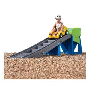 Step2 Extreme Ride-On Roller Coaster Playset