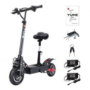WowTowel Yume D5 Electric Off-Road Scooter