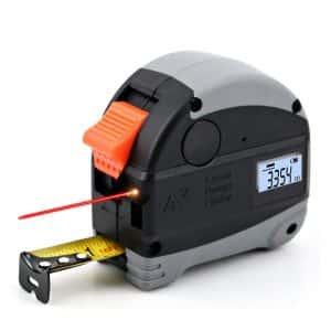 HEIKIO Laser Tape Measure