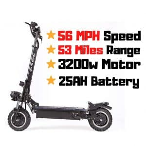 OUTSTORM MAXX Pro Electric Off-Road Scooter