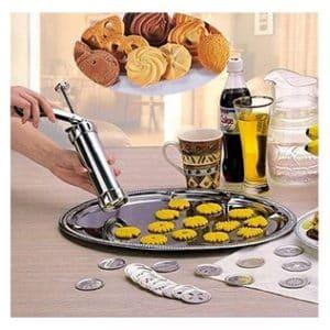 YENJO Biscuit Press Cookie Maker