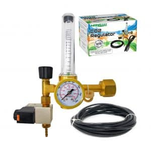 CO2 Regulator Hydroponics emitter system