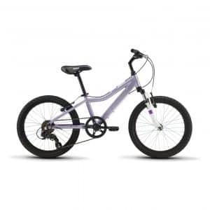 Diamondback Lustre 20 Youth Girls Mountain Bike- Purple