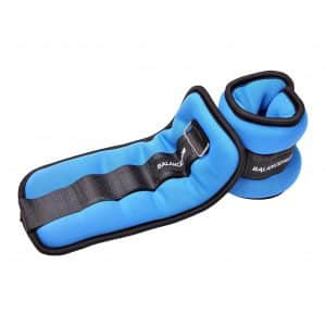BalanceFrom GoFit Fully Adjustable Ankle Weights