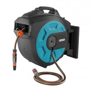 GARDENA 115-Feet Retractable Hose Reel