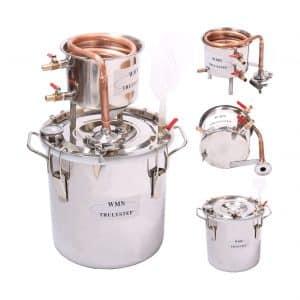 WMN-TRULYSTEP MSCO3 Copper Alcohol Moonshine Ethanol Still
