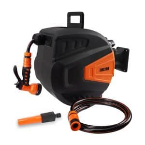 ORCISH Retractable Garden Hose-Reel