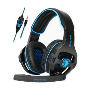 SADES Gaming Headset for Xbox One