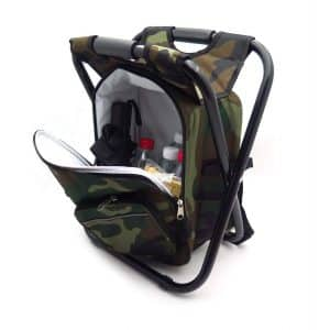 SMT- Foldable Outdoor Multi-Function Backpack Beach Chair