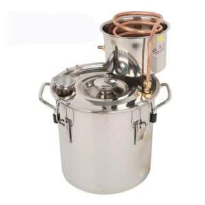 Southern Chem Water Distiller Boiler Brewing Ethanol 3Gallon Spirits Alcohol