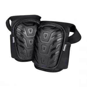 Vastar Professional Heavy-Duty Padded Foam Cushion Knee Pads